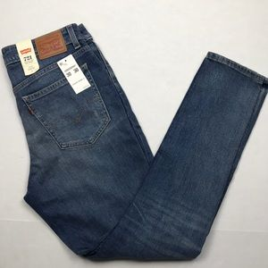 Levi's Orange Label 721 Patchwork Jeans